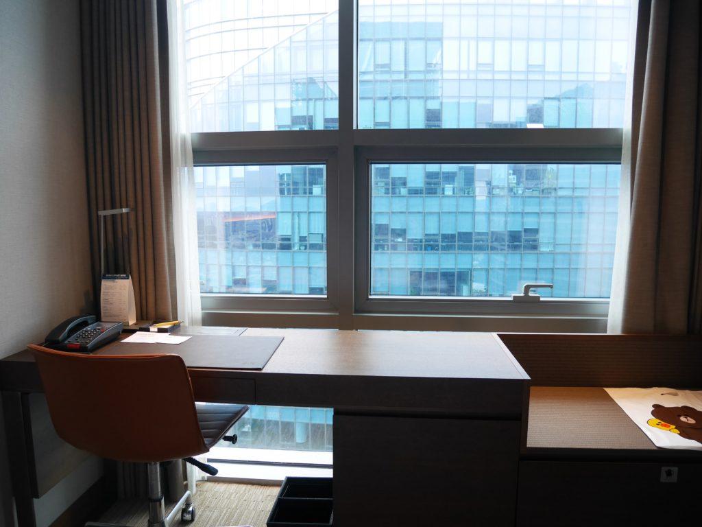 部屋の眺望